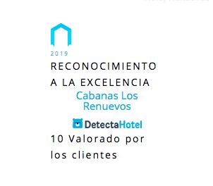 Reconocimiento a la excelencia Detecta Hotel